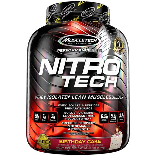 Muscletech Nitro Tech Performance 1,8Kg.