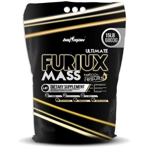 Gainers - Big Man Furiux Mass 6.8Kg