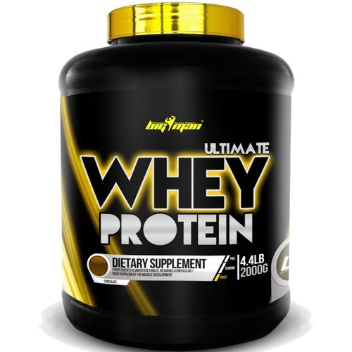 Proteinas Big Man Ultimate Whey Protein 2 kg