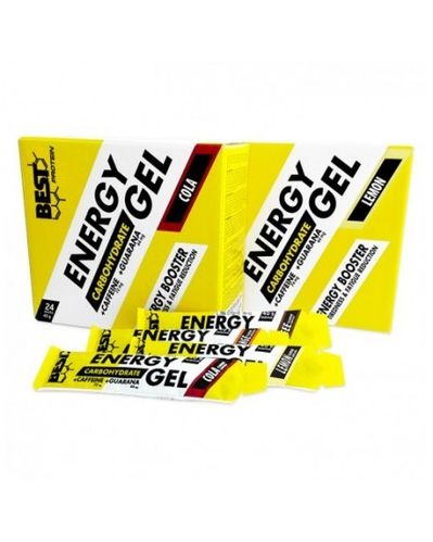 Gel Energético Best Protein Energy Gel