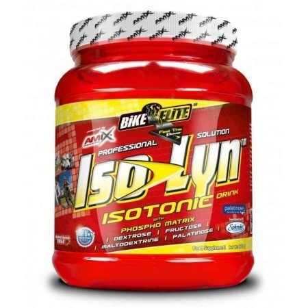 Boissons Isotoniques - Amix Bike Elite Iso-Lyn Isotonic 800gr