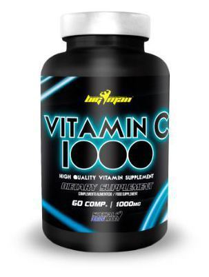 Big Man Nutrition Vitamin C 60comp.