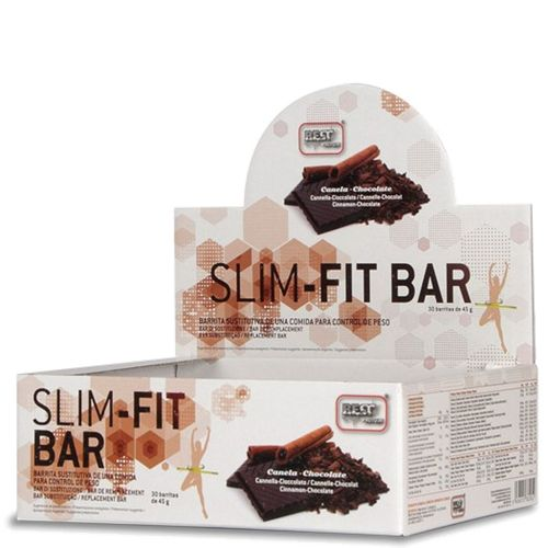 Barritas Best Protein Slim Fit Bars 30x45gr.