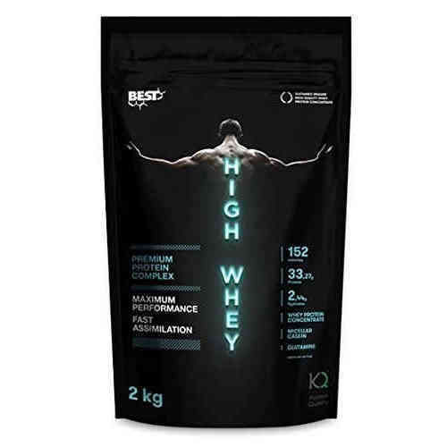 Protein High Whey 83% 2kg. Best Protein