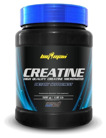 Creatina Big Man Nutrition Creatine Monohidrate 500gr.