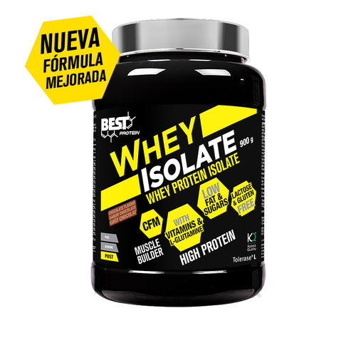 Protein - Best Protein Whey Isolate 900gr.
