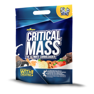 Subidores de Peso Big Man Critical Mass 2,267kg (5lb)