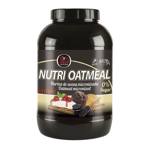 Carbohidrates Oxygen Nutrition Nutri Oatmeal 2 kg.